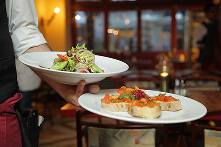 Restaurants - Eten