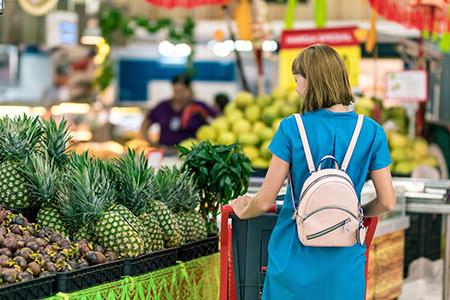 Retail & Winkels - Supermarkt