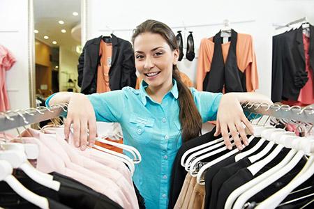 Retail & Winkels - Kledingzaak