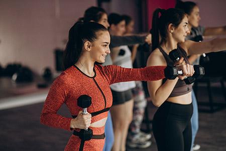 Fitness - Kettlebells