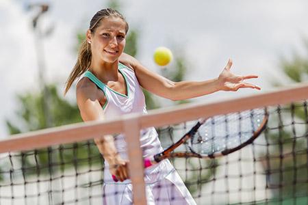 Sportverenigingen - Tennis