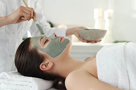 Wellness - Beauty mask